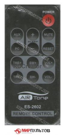 Купить пульт airtone es-2602 для акустики и колонок