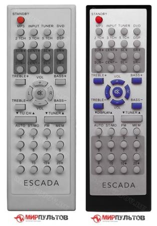 Купить пульт escada es-as521a, es-as520a для акустики и колонок