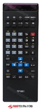 Пульт GRUNDIG Tele Pilot 661, TP 661