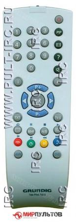 Купить пульт grundig tele pilot 765s, tp 765 s для телевизоров