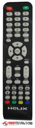 Купить пульт helix htv-247t2, htv-407t2 для телевизоров