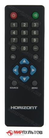 Купить пульт horizont 43le5173d, 49le5161d, 24le5181d, 32le5161d, 32le5181d для телевизоров