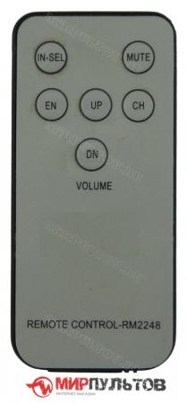 Купить пульт ivolga rm2248 для акустики и колонок