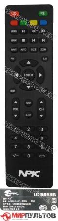 Купить пульт npic jl-b0co1e для телевизоров