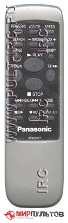 Пульт PANASONIC VEQ2337
