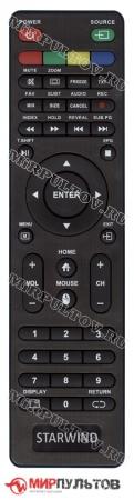 Купить пульт starwind sw-led43f422st2s, sw-led39r401bt2s, sw-led32r401bt2s для телевизоров