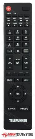 Купить пульт telefunken tf-led39s8, tf-led32s34, tf-led32s4 для телевизоров