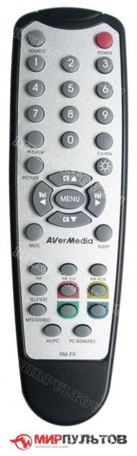 Пульт AVERMEDIA RM-FX