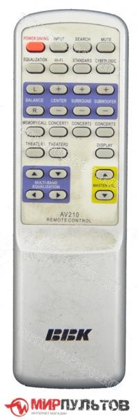 Пульт BBK AV210