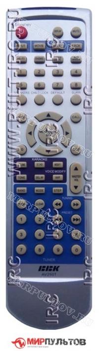Пульт BBK AV250T