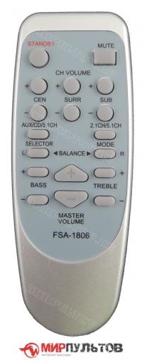 Пульт BBK FSA-1806