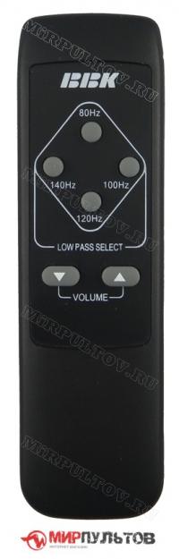 Пульт BBK FSW-121R