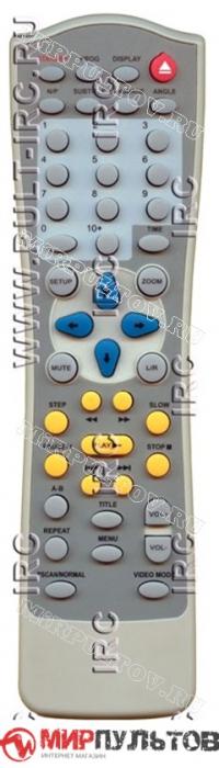 Пульт BORK RC46, DV VHD 8840 SI, DV VHD 9940 SI