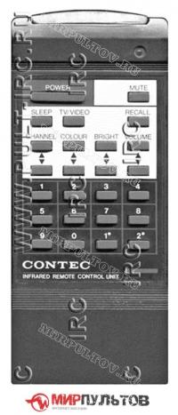 Пульт CONTEC TV-02