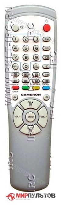 Пульт CAMERON 1501SP, 2001AU, RC-0800