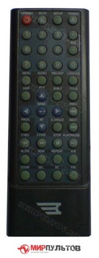 Пульт CHALLENGER CH-8036, CH-8037, CH-8053, CH-9801, DVA-9758, DVA-9770