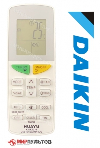 Пульт для кондиционера DAIKIN универсальный K-DK1339