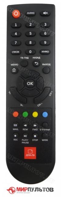 Пульт ДОМ.РУ - DOM.RU DMT HD 5000
