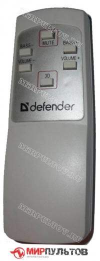 Пульт DEFENDER BLAZE 40