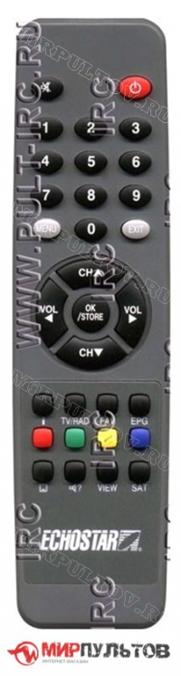 Пульт ECHOSTAR DSB-1100 VIACCESS, DSB-2110 VIACCESS