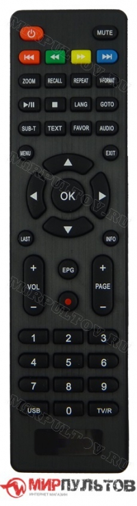 Пульт ELECTRONICS VV8905HDI