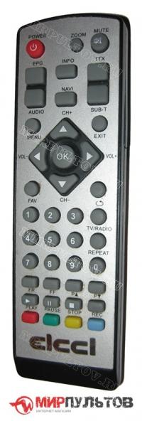 Пульт ELECT EDR-7617