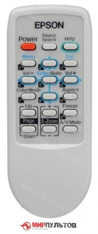 Пульт EPSON 145663900, EMP-S5, EMP-X5, EB-S6, EB-X6, EMP-S52