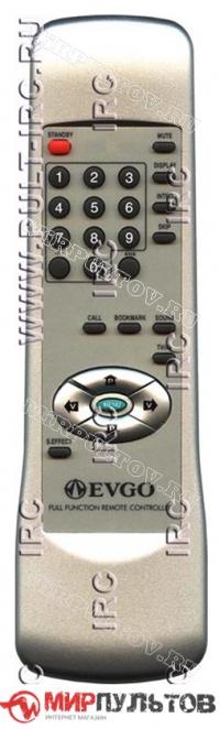 Пульт EVGO RC-1475MS
