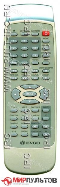 Пульт EVGO RC-3102