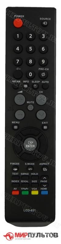 Пульт GENERAL LCD-831