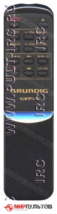 Пульт GRUNDIG GVP500