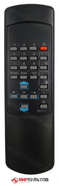 Пульт GRUNDIG TELE PILOT 711, TP711