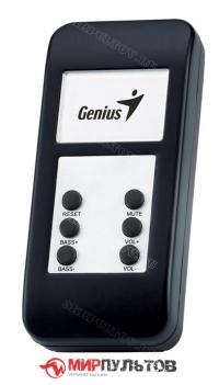 Пульт GENIUS SW-5.1 1010, SW-5.1 1010 Bl