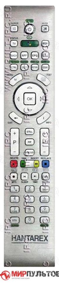 Пульт HANTAREX LCD 32 SG TV MIRROR