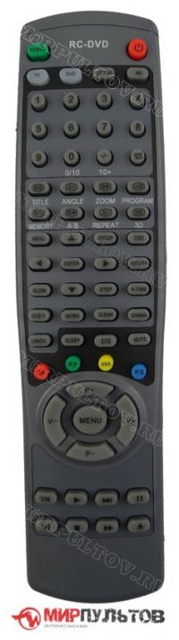 Пульт HORIZONT 15KF12, 21KF19, RC-DVD