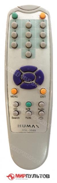 Пульт HUMAX DSL-3600