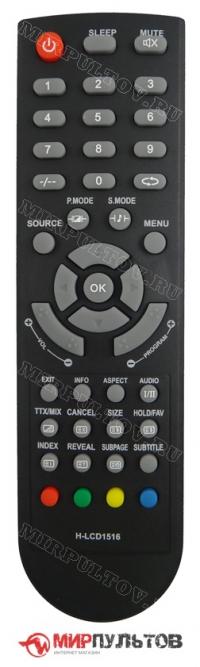 Пульт SANSUI DMJ3305 T/TXT, LT1903SS