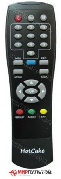 Пульт HotCake H1, HotCake IP, HotCake HD, RS232