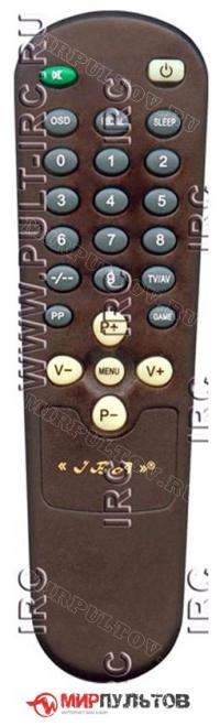 Пульт IVA (ИВА) TV-01