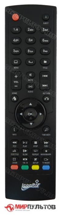 Пульт IconBit HDS32L, HDS41L, HDS42L, HDS52L, HDS52L mk2