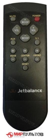 Пульт JETBALANCE JB-601, JB-602