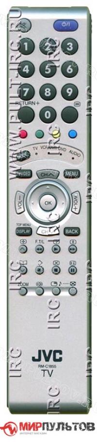 Пульт JVC RM-C1855