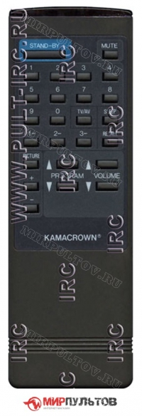 Пульт KAMACROWN TV-01