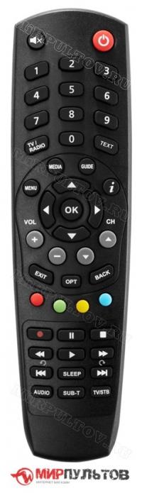 Пульт KAON FR9310, HD 5000, NA 1620, NA 1170, KAONMEDIA, Dом.ру