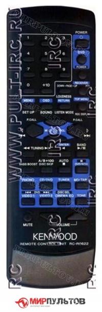 Пульт KENWOOD RC-R0622