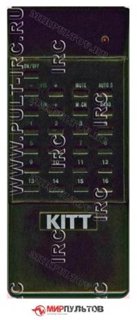 Пульт KITT TV-01
