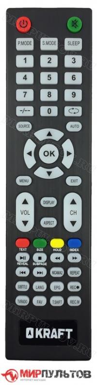 Пульт KRAFT KTV-4201LEDT2 ORIGINAL
