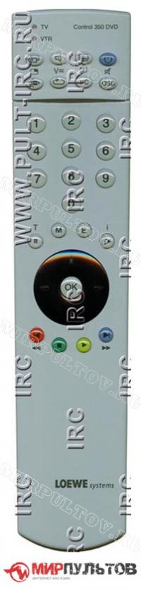 Пульт LOEWE CONTROL 350 DVD