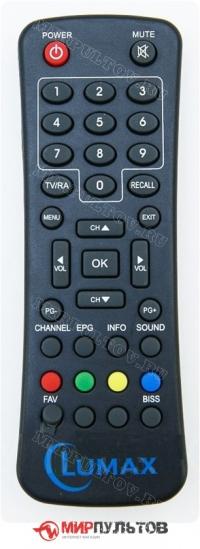 Пульт LUMAX DV-2500CA