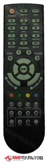 Пульт MAG 200, MAG-200 Ростелеком HD IPTV